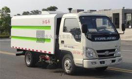 福田小卡3吨扫路车参数