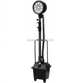 BCJ4104防震防水移动升降蓄电应急工作灯