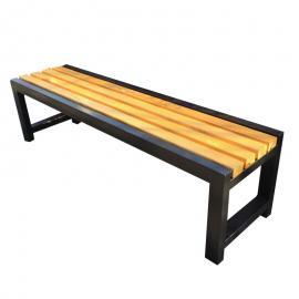 公园座椅户外长凳尺寸 公园长椅子图片大全 无靠背户外长条椅