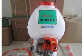 3WZ-7四冲程汽油打药机喷雾器灭蚊防寨卡病毒背负式果树蔬菜灭虫