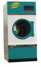 海洁斯牌全不锈钢16公斤全自动衣物烘干机洗衣店干衣机
