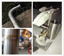 薄壁管不锈钢管焊机 管道自动焊机