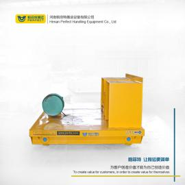 液压式转向大吨位模具转运车 电缆卷筒电动平车