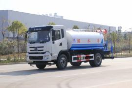 东风大运喷雾车 多功能抑尘车生产厂家