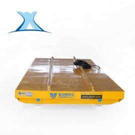 智能化改造项目电缆电动平车自卸式无轨胶轮车卷线式电动平车