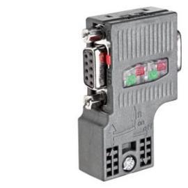 DP接插头 西门子总线连接器 6ES7 972-0BB12-0XA0