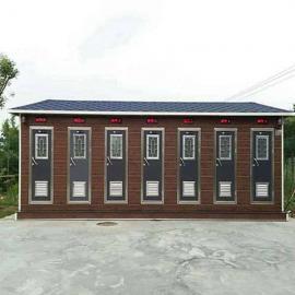 建筑工地移动式厕所 室外移动公共卫生间 公共智慧彩票开户厕所规格
