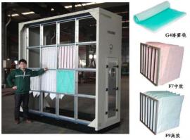 喷漆废气收集系统-干式过滤器