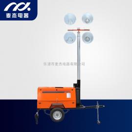 麦杰SFW6130全方位移动照明灯塔