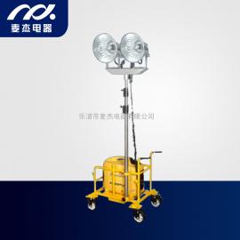 WJ890A升降移动照明灯 2个250W高效气体放电灯头