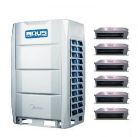 美的商用中央空调Si序列全直流变频主机(整体式)