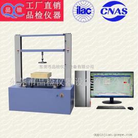 海绵压陷硬度试验机符合GB/T10807-2006标准