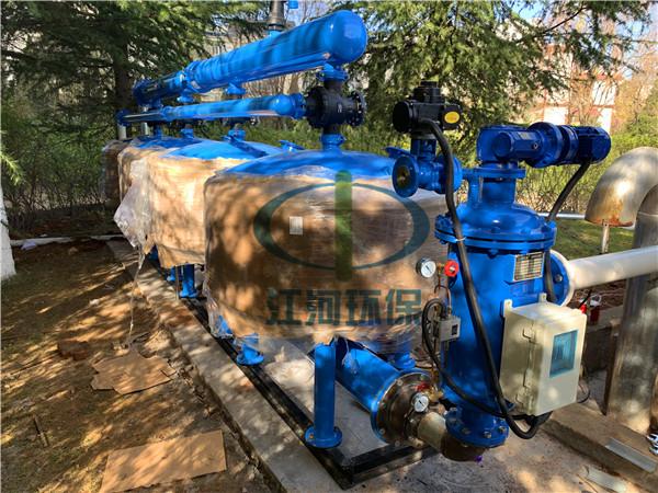 【江河俺去也老色哥】工业循环水旁滤装置 喷灌砂石过滤器 200m3/h