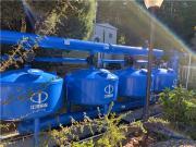 【江河环保】全自动浅层砂过滤器 砂缸过滤器JH-QCS48