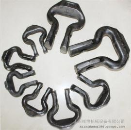 矿用18x64开口式连接环 现货热销40T连接环 40T马蹄环
