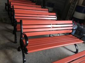 公园椅定做 公园椅生产加工 休闲椅定做