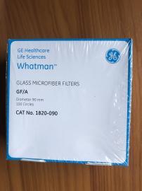 whatman 玻璃纤维滤纸 1820-090