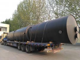 HDPE次氯酸钠储罐优先九州阿丽贝防腐设备
