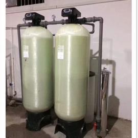 5吨酒店中央空调软化水设备 全自动软水器 离子交换设备
