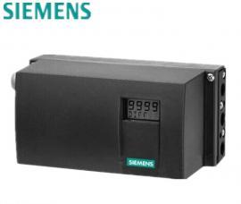 西门子智能阀门定位器单作用带反馈定位器6DR5010-0NN00-0AA0