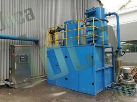 中央集尘系统 中央清扫设备 工业吸尘系统 工业集尘设备