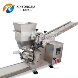 SJ-100型多功能包合式饺子机仿手工饺子机