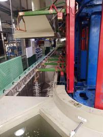 天元050RT不锈钢99度高温空气能热泵电镀厂专用设备