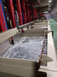天元耐酸碱不锈钢99度高温电镀专用热泵