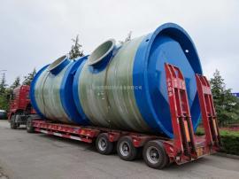 采购雨水一体化预制泵站技术问题探讨