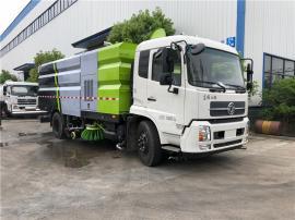 纯扫式扫路车 小型多功能扫路车