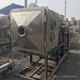 二手真空冷冻干燥机 3平方东富龙冻干机