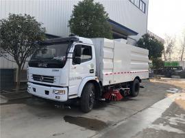 东风天锦16吨大型洗扫车 洗扫车