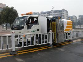 江铃道路护栏清洗作业车