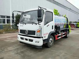 福田餐厨垃圾车 多利卡餐厨垃圾车
