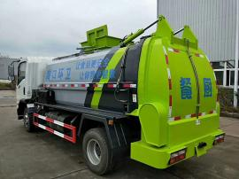 东风餐厨垃圾车5吨餐厨垃圾车多少钱