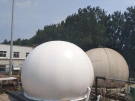 双膜储气柜300立方双膜气柜储气柜沼气柜