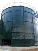 沼气电泳拼装罐厌氧罐 海越膜结构