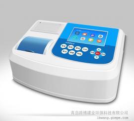 LB-8100多参数水质快速测定仪COD氨氮总磷总氮浊度