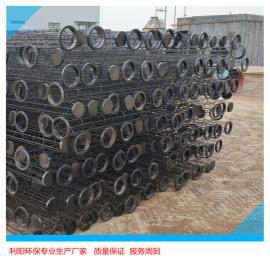 利阳环保φ150X6000喷塑除尘骨架坚固耐用不掉漆生产商直供