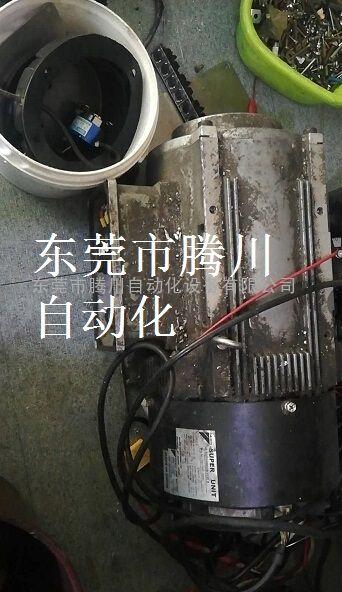 大金伺服电机电机发热发烫维修