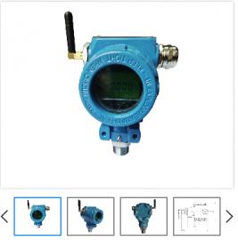 农田灌溉水压无线监控传感器