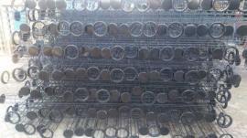 圆型除尘骨架生产2米6米镀锌 喷塑结实耐用
