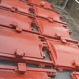 PGZ型双吊平面拱形铸铁闸门 弘鑫