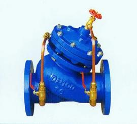 JD745X型PN10~PN25多功能水泵控制阀
