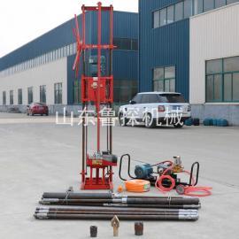 鲁探QZ-2DS型轻便地质工程钻机 便携式取芯钻机