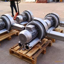 气浮台真空吸附双段高压风机 漩涡气泵