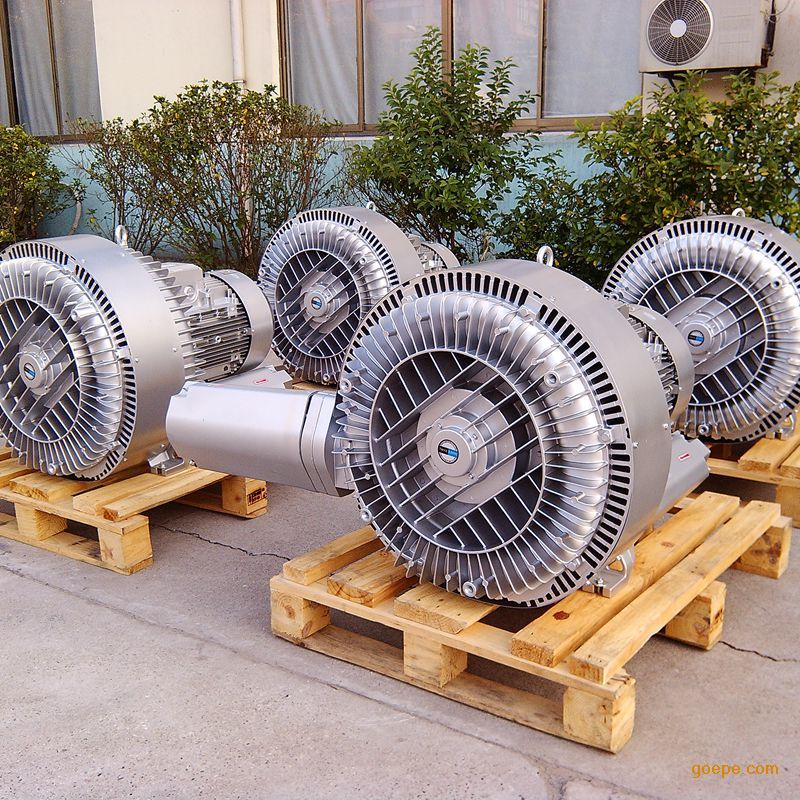 真空上料高压风机 漩涡气泵RB-82S-1