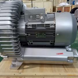 网版印刷机吸附高压风机 漩涡气泵 RB-61D-3