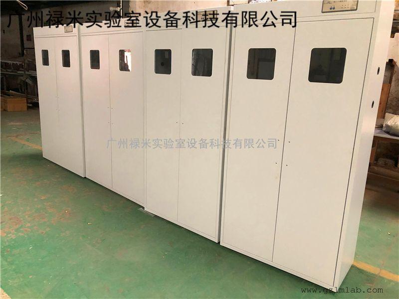 禄米实验室全钢气瓶柜 全钢结构气瓶柜