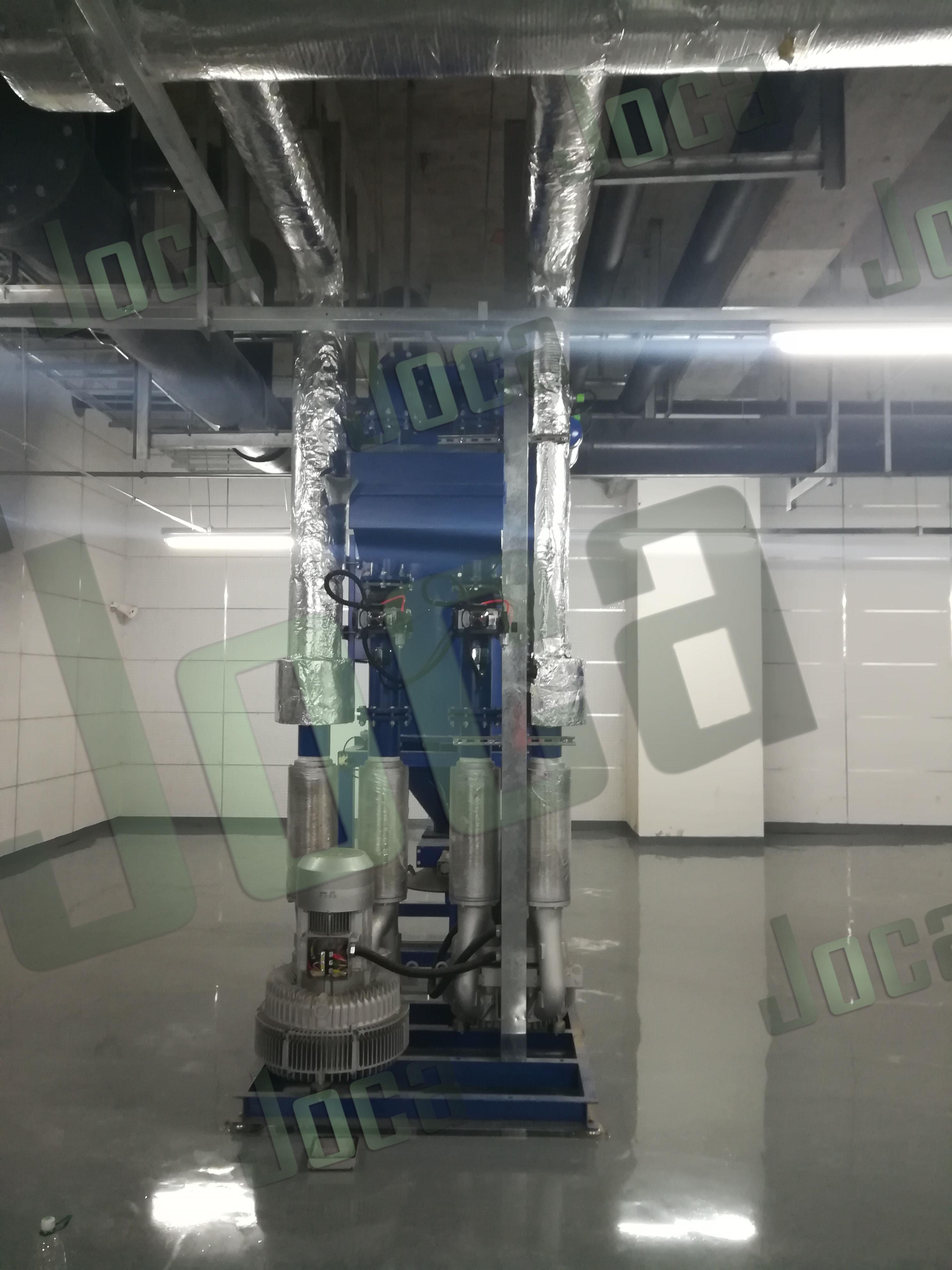 中央集尘系统 中央清扫系统 中央除尘系统